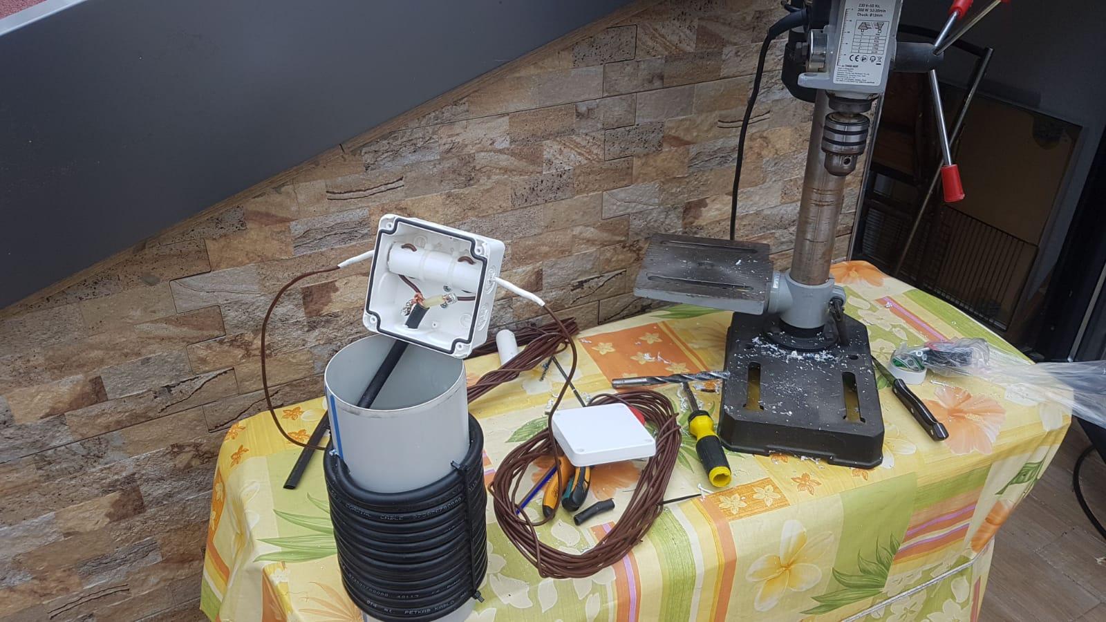 Yagi, Dipol ve Vertical Anten Çalışmalarım